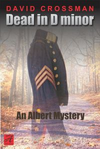 The second Albert mystery cover