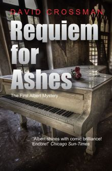 Requiem for Ashes Cover Art 3rd Edition Front Cover only